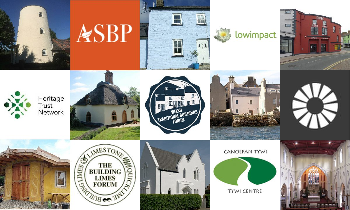 Sustainable Construction and One Planet Development Networks in the UK (montage image)
