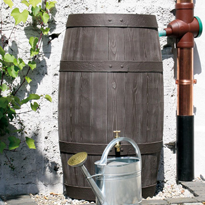 Rainwater Products: Water-butts, Pumps and more for all manner of rainwater-harvesting needs.