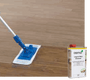 Osmo Liquid Wax Cleaner for intensive cleaning and refreshing of oiled floors and other wooden surfaces.