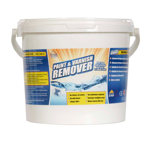 Video Homestrip Paint Remover