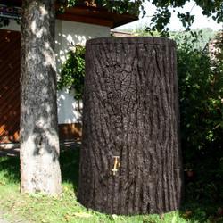 Evergreen Water Butt dark brown
