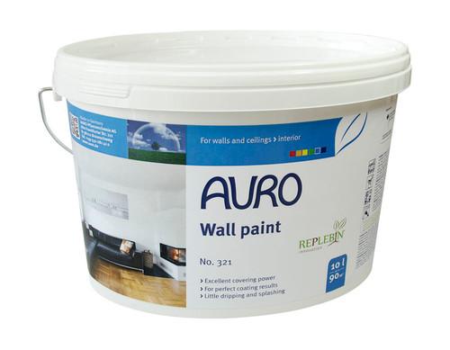 Auro 321 Natural Economic Emulsion White (10l)
