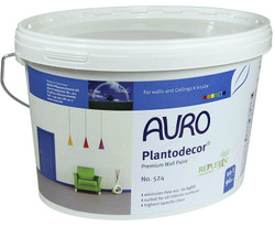 Auro 524 washable wall paint (10l)