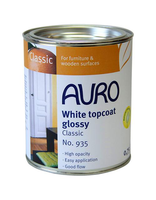 Auro 935 Linssed Oil Based Gloss Paint (750ml)