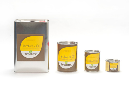 Treatex Clear and Natural finishes