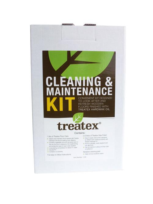 Treatex - Cleaning & Maintenance Kit