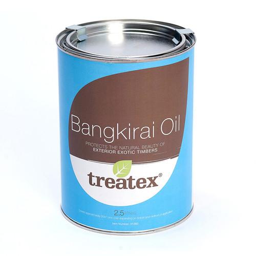 Bangkirai Oil