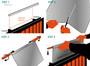 Radflek Radiator Reflector Installation Instructions Step by Step