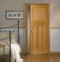 Osmo Door Oil to protect wooden interior doors.