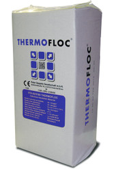 Thermofloc - Loose Fill Recycled Cellulose Insulation, 12kg