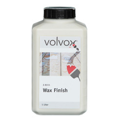 Volvox Wax Finish. Liquid wax.