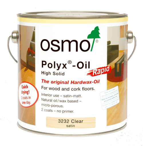 Osmo Polyx Oil Rapid (2.5l).