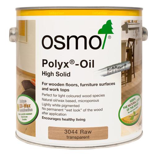 Osmo Polyx Oil Raw 3044 (2.5l)