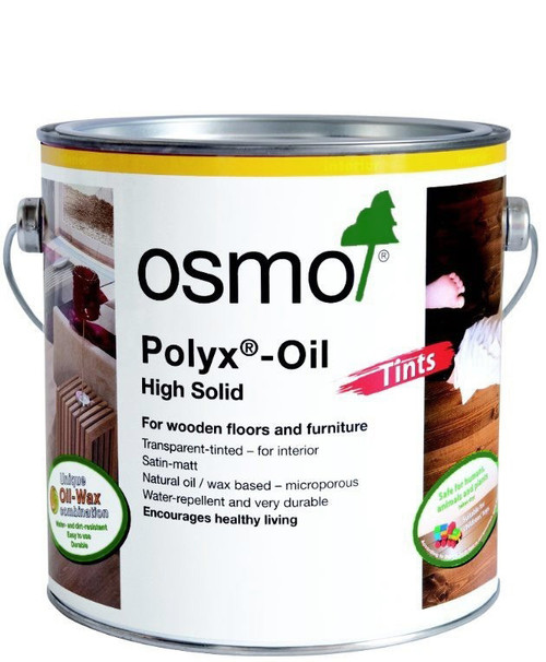 Osmo Polyx Oil Tints (2.5l).