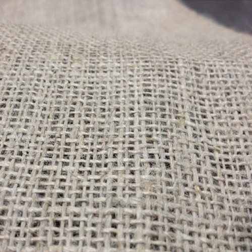 Hessian Closeup