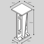 Loft Leg Dimensions