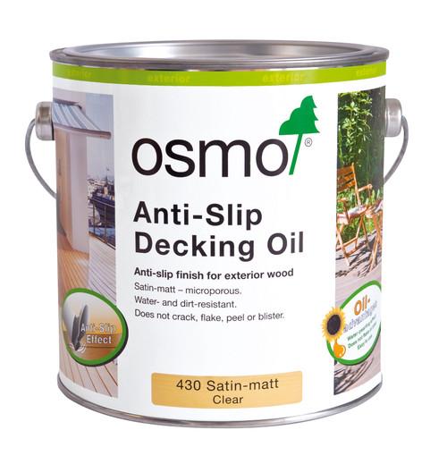 Osmo Anti-Slip Decking Oil (2.5l tin).
