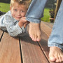 Osmo Anti-Slip Decking Oil (430) Clear.