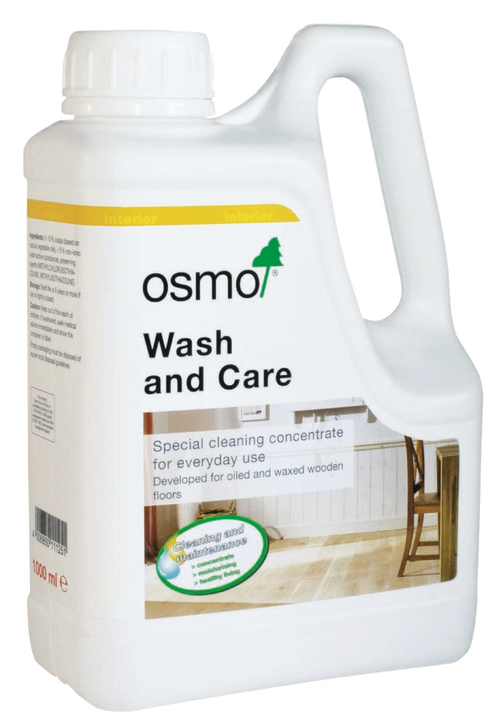Osmo Wash and Care (1l).