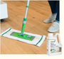 Osmo Wash and Care for regular cleaning of wooden floors.
