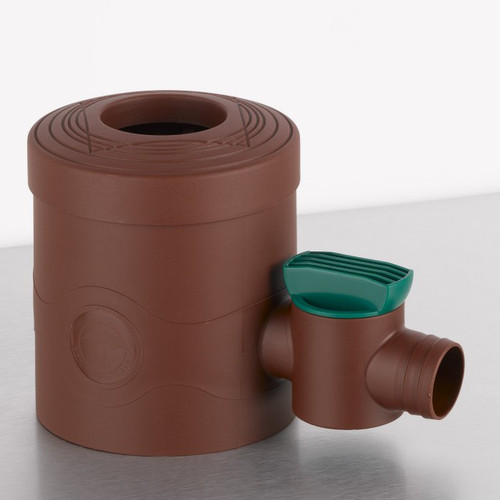 Rain Collector (brown) with tap