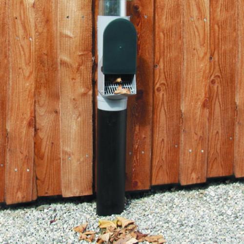 Leaf Separator Filter in Grey