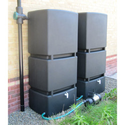 Rainwater Tank System 1500ltr Tank Filter Connector