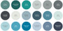 Earthborn Lo Sheen Emulsion colour swatch 5