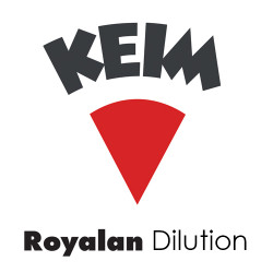 Keim - Royalan Dilution