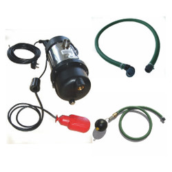 Pump Kit without Mains Water Top-up