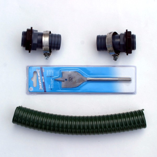 "1"" Connection Kit including Flat Bit"