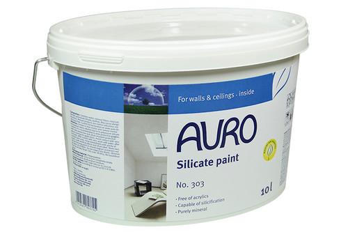 Silicate Paint - Auro 303 Silicate Paint