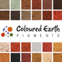 Natural Earth Pigments - Coloured Earth Pigments