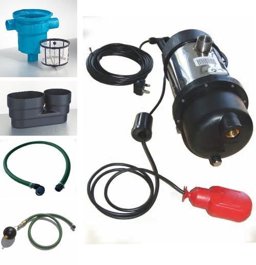 Garden Irrigation Kit for underground rain water tanks