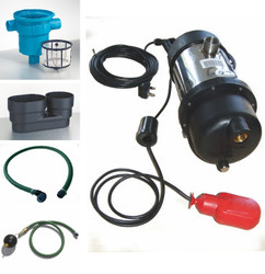 Garden Irrigation Kit for underground rain water tanks