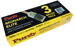 Purdy - Monarch Elite Brush Set