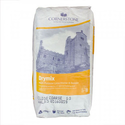 Cornerstone Drymix 25kg  - NHL 3.5 Mortar - 1:3 mix