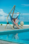 Vela Wooden Hammock Stand for Lounger Hammock Chair (FSC certified wood).