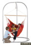 Romano Hammock Chair Stand with Lounger Hammock Chair