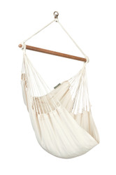 La Siesta - Modesta Latte - Organic Cotton Basic Hammock Chair