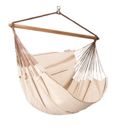 Family Size Hammock Lounger (Colour: Nougat)