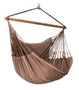 Family Size Hammock Lounger (Colour: Chocolate)