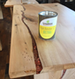Treatex Hardwax oil is food safe, so perfect for wooden tables and kitchen surfaces.