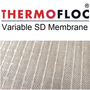 Thermofloc Variable SD Membrane