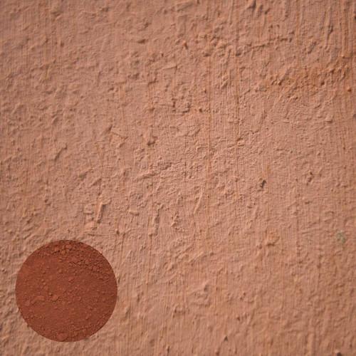 Red Ochre Limewash 5% Dilution