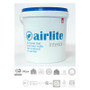 Airlite Purelight Paint with Certification Logos (not Cradle to Cradle is now Gold).