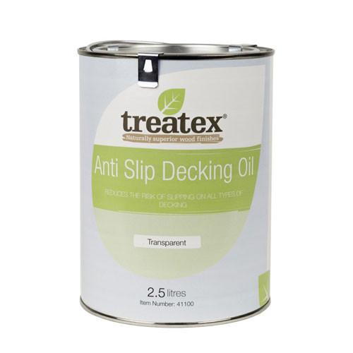 Treatex Anti Slip Decking Oil
