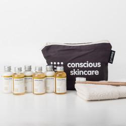 Conscious Skincare  - Organic Mini Festival Kit
