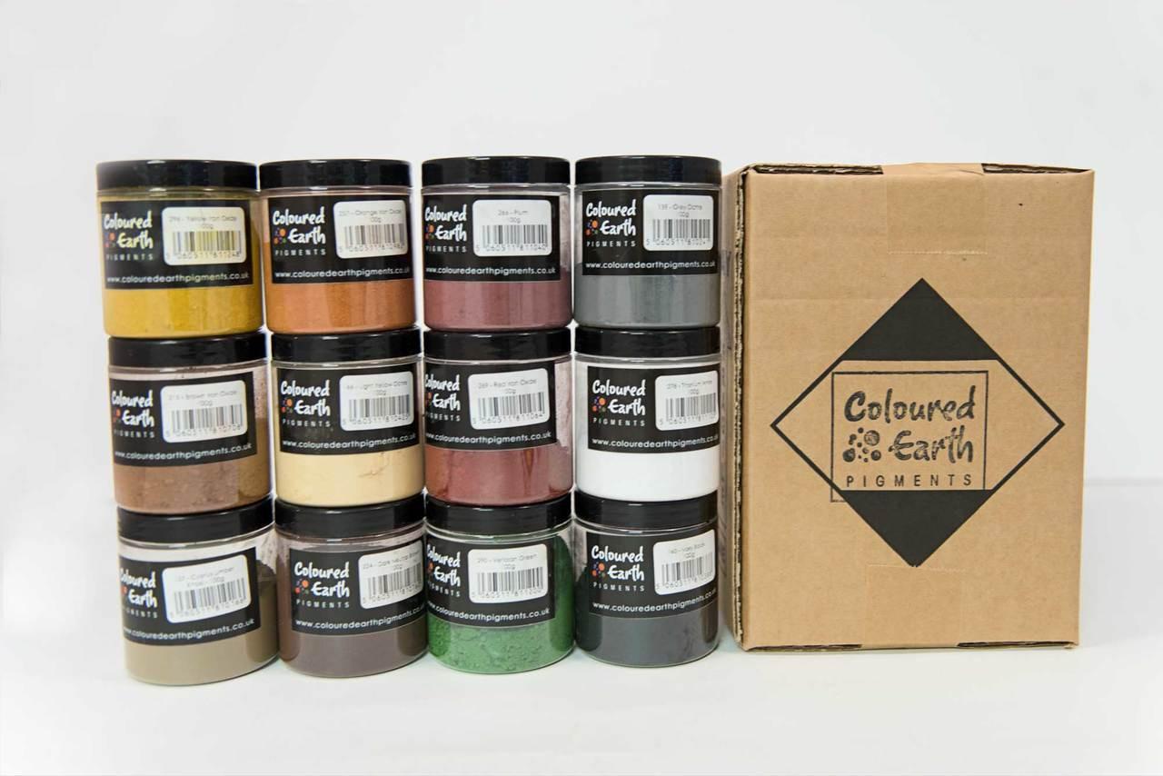 Pigment Colour Collection - Model Makers