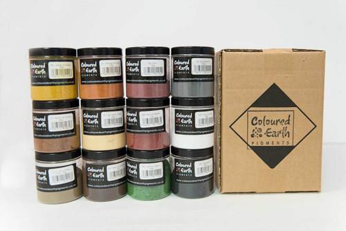 Model Maker Powder Pigment Collection (non-toxic).